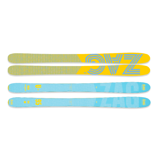 ZAG SKIS UBAC 95 LADY
