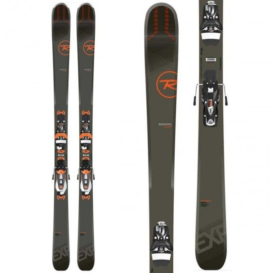ROSSIGNOL PACK EXPERIENCE 88TI+NX12