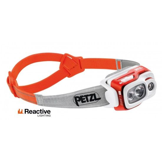 PETZL REACTIVE LIGHTING SWIFT RC 900
