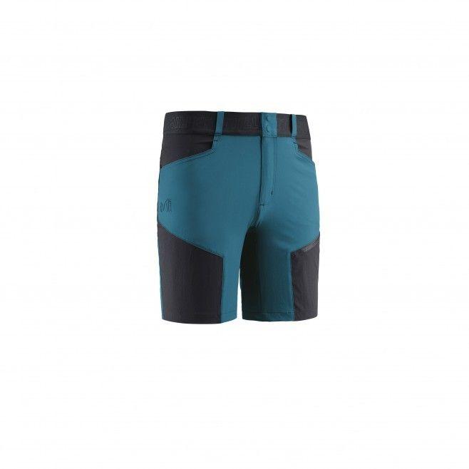 MILLET SHORT H ONEGA STRETCH ORION BLUE