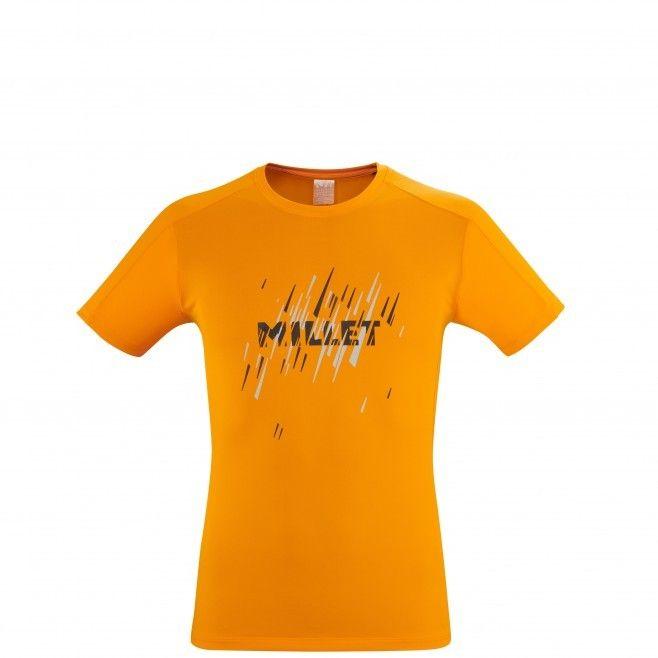 MILLET T-SHIRT H LTK FAST ORANGE