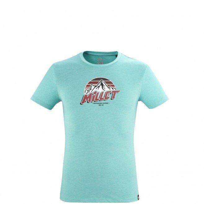 MILLET T-SHIRT H LTD COLOR BLEU