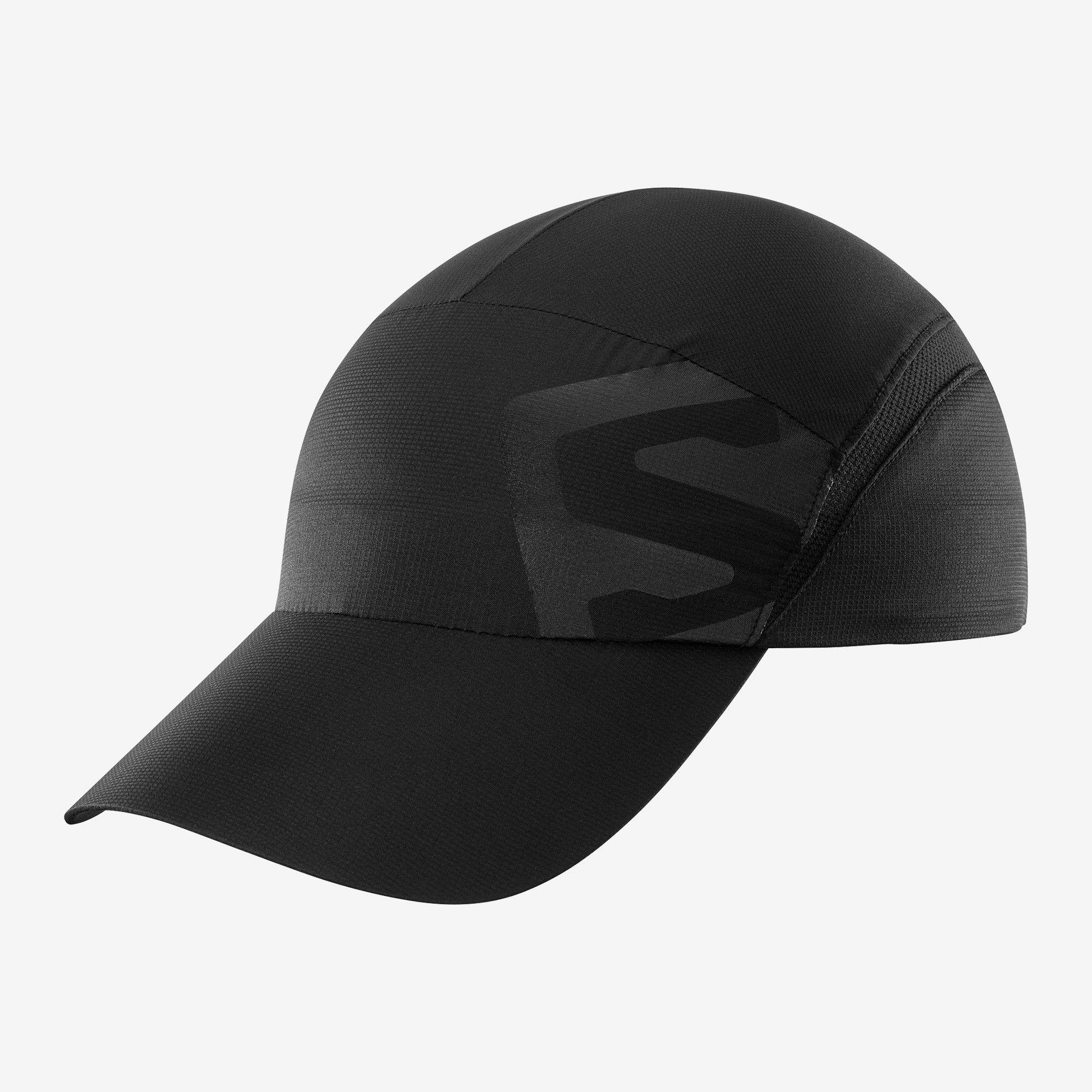 XA CAP BLACK SHINY